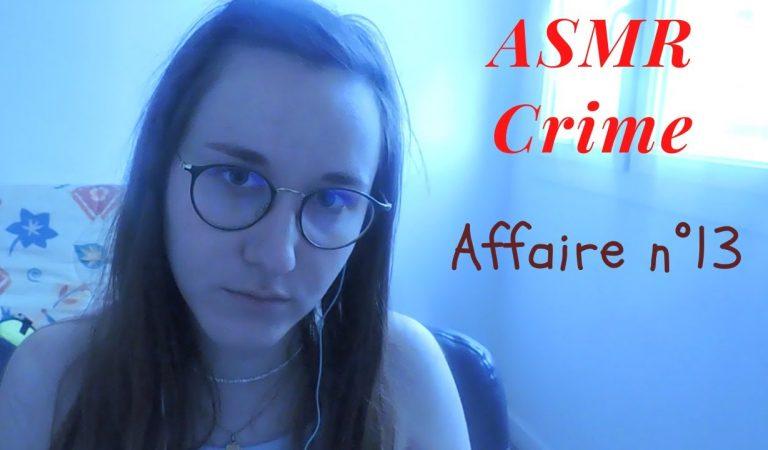 ASMR FR CRIME 💤  Affaire n°13 : Bobby Dunbar (chuchotements)