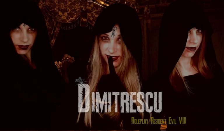 ASMR | Hijas de Lady DIMITRESCU | Resident Evil VIII (RP) | SusurrosdelSurr | Español