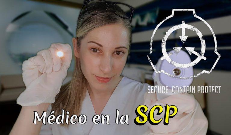 Médico de la SCP 👽 (Fundación) | Roleplay | SusurrosdelSurr ASMR | Español