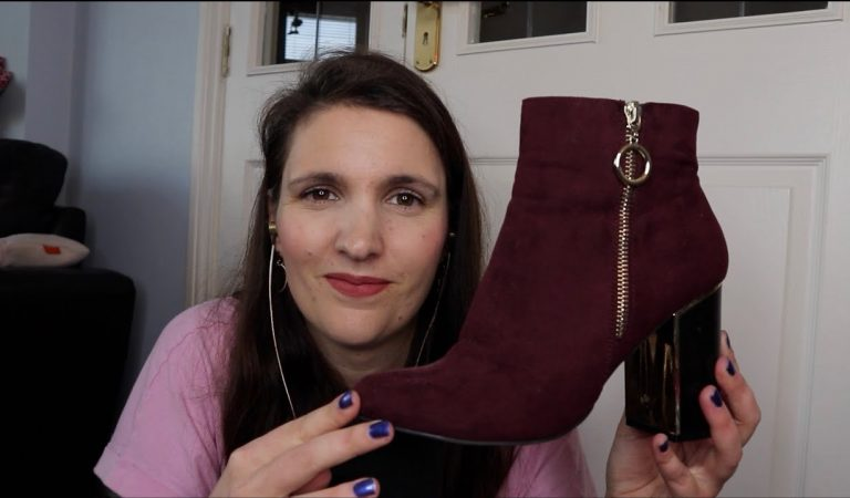 ASMR – My Shoe Collection Part 2 (Boots)