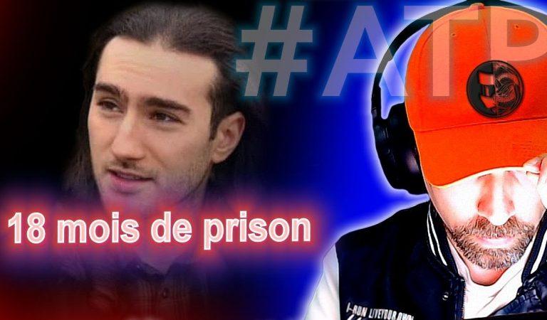 18 mois de prison pour la claque de Damien Tarel à Emmanuel Macron