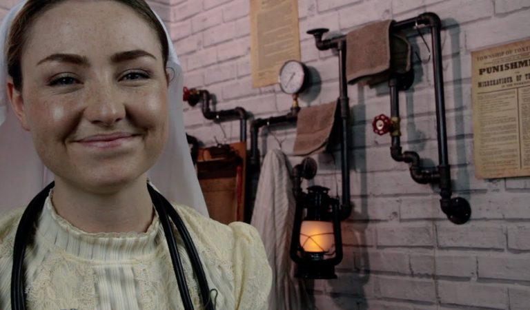 ASMR – Medical Exam At The Workhouse (Workhouse #2)