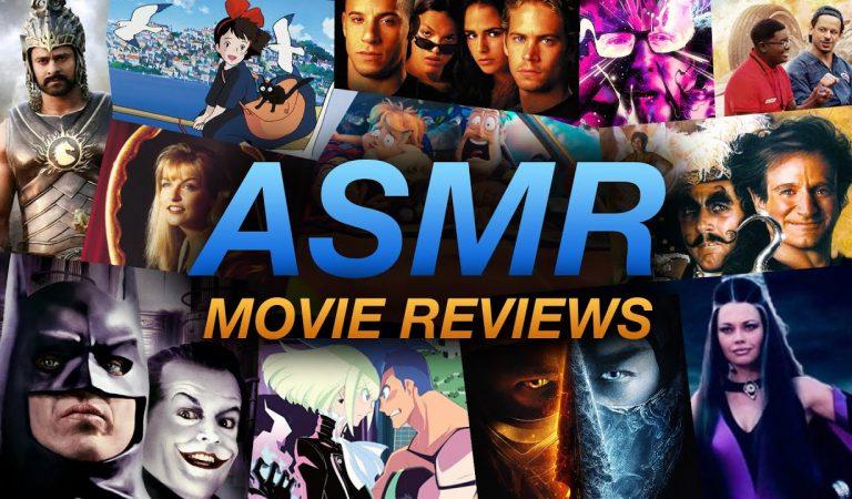 [ASMR] Whispered Movie Reviews // April – June 2021