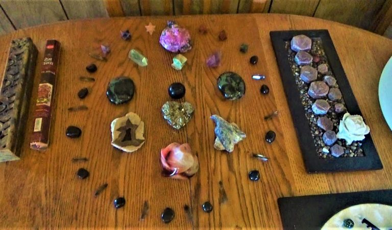 ASMR Crystal Grid and Crystal Project Finished!