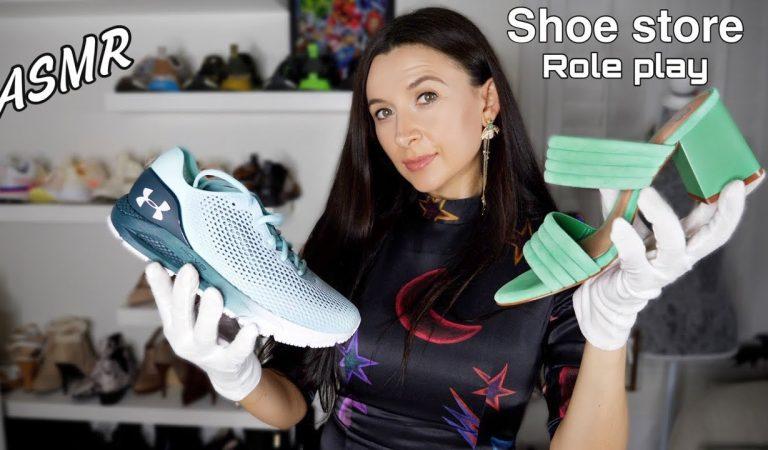 Shoe Shopping *ASMR RolePlay