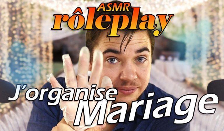 ASMR / ROLEPLAY : j'organise ton mariage 👰🤵
