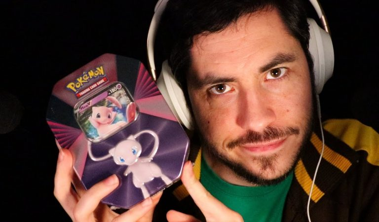 ASMR Pokemon Pokebox Mew V