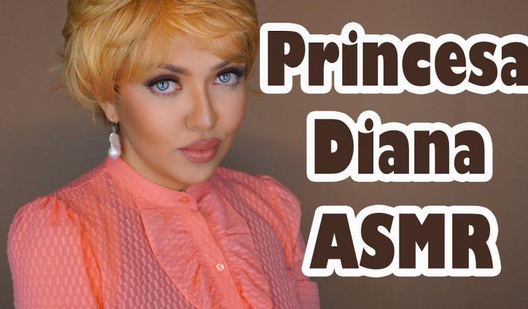 ASMR O Triangulo Amoroso: Princesa Diana, Charles e Camila #VozSuave