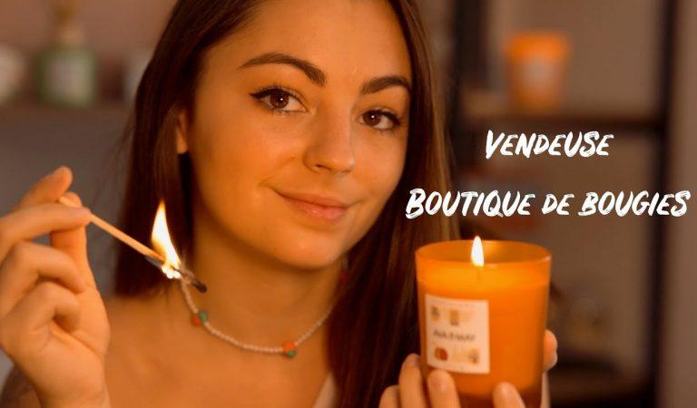 ♡ ASMR  – Boutique de Bougies & Senteurs ♡