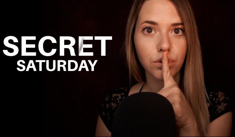 ASMR SECRET SATURDAY 🤫 Eure Geheimnisse + Tapping & Mic Brushing | Deutsch/German