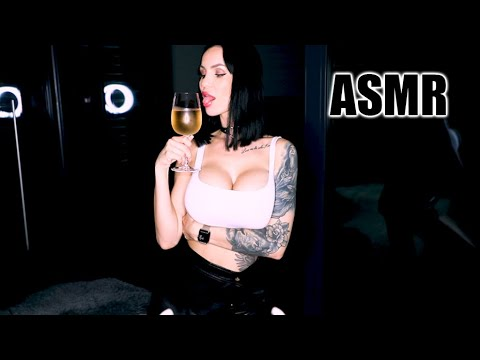 ASMR Drunk Neighbour 🍷 Tingle Mingle funny weird english Whispering