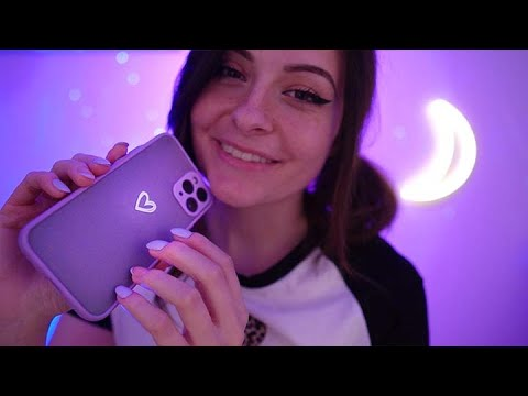 ASMR   FAST tapping pour tes frissons 💥