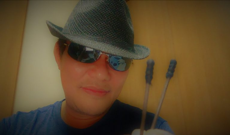 ASMR 音フェチ 癒し系 耳かきと雑談 115 japanese Soft Spoken Earpick Ear cleaning #115
