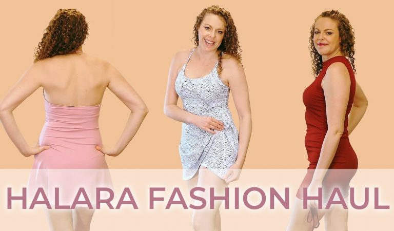 ASMR Try On Fashion Haul & 3Dio Whispers   Dresses with Pockets- Yes Please!! Halara Review Modeling