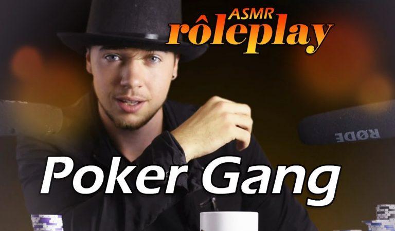 🔫Asmr français Poker ! ( Humoristique ) Jeux de role fr 🔫