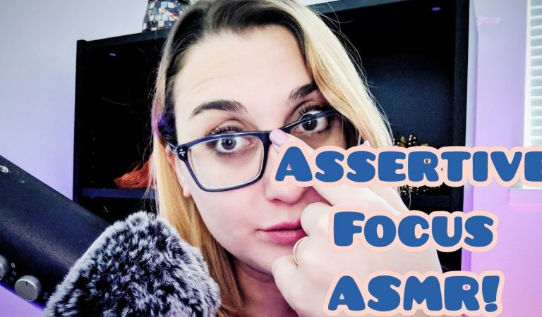 ASMR Your Better Focus in ME Right Now or Else!!! (assertive whisper for Paige)